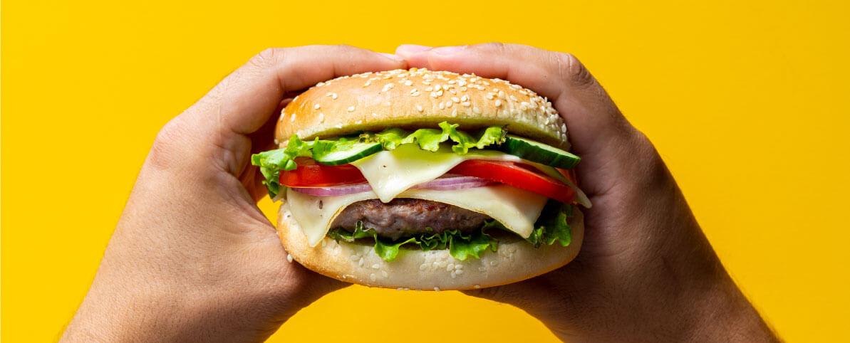3 hamburguesas saludables para satisfacer tu antojo