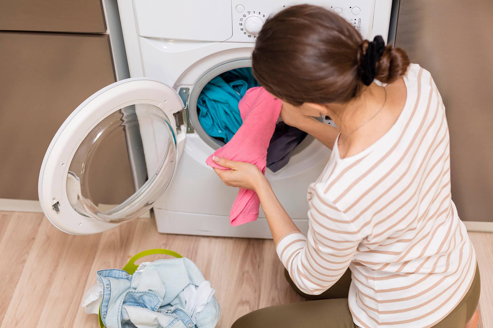 10 Consejos para mantener y limpiar la lavadora