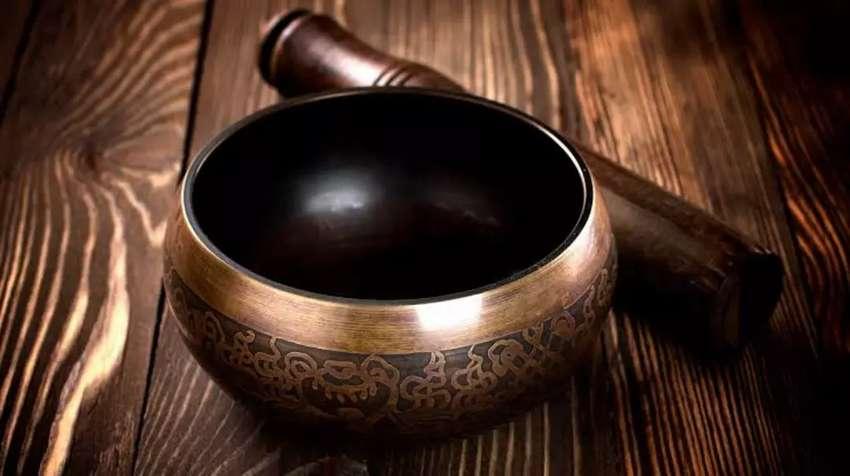 Cuencos tibetanos para terapias sanacion