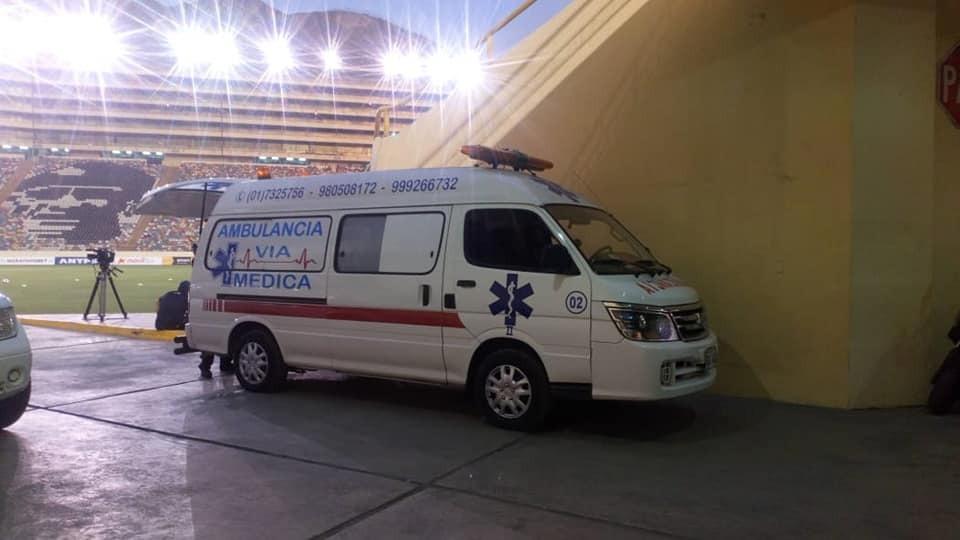 Ambulancias, traslados en ambulancias