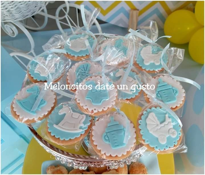 Catering para baby shower