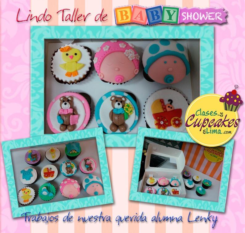 Clases de cupcakes en lima