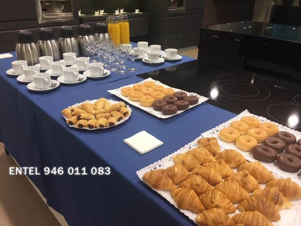 Coffee break, refrigerios eventos corporativos