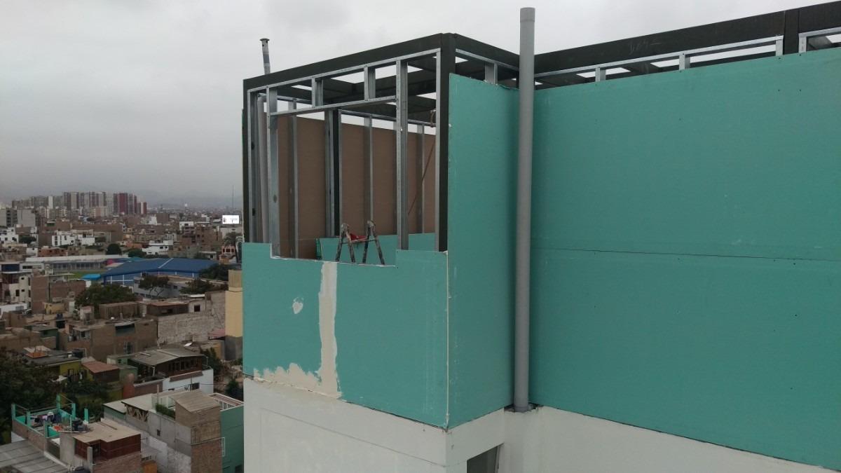 Drywall, construccion, techos, pintura