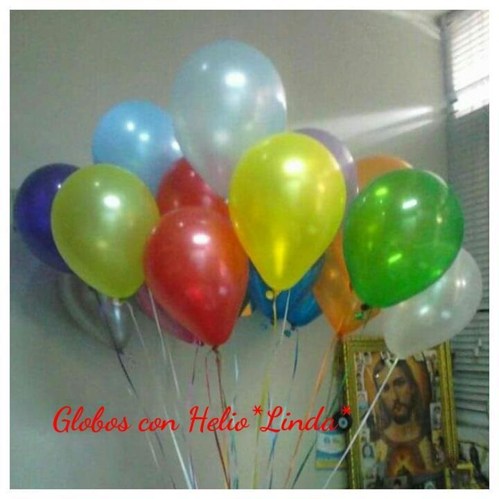 Globos helio, burbuja,letras,numeros,cortinas metálicas
