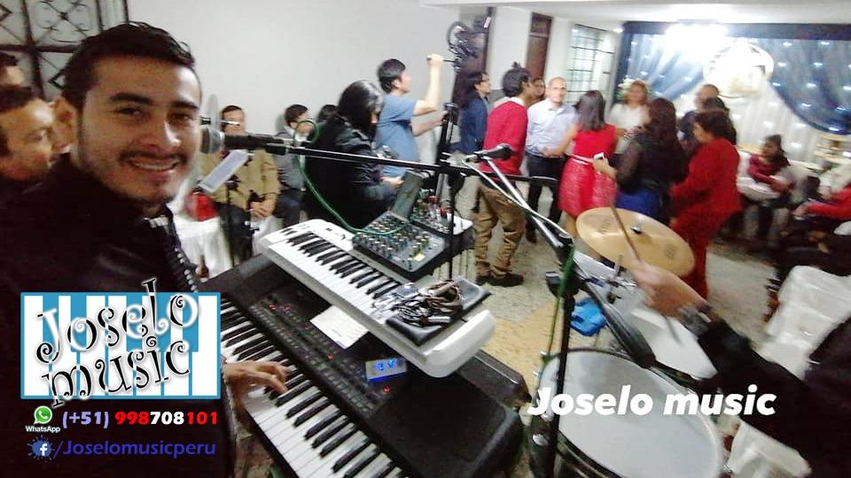 Joselo conjunto mini orquesta digital show criollo animacion