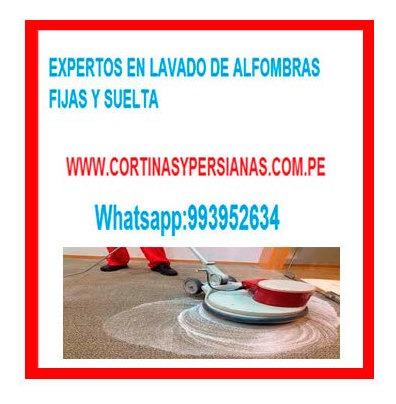 Lavado y limpieza de alfombras y muebles   tlfn:016621261