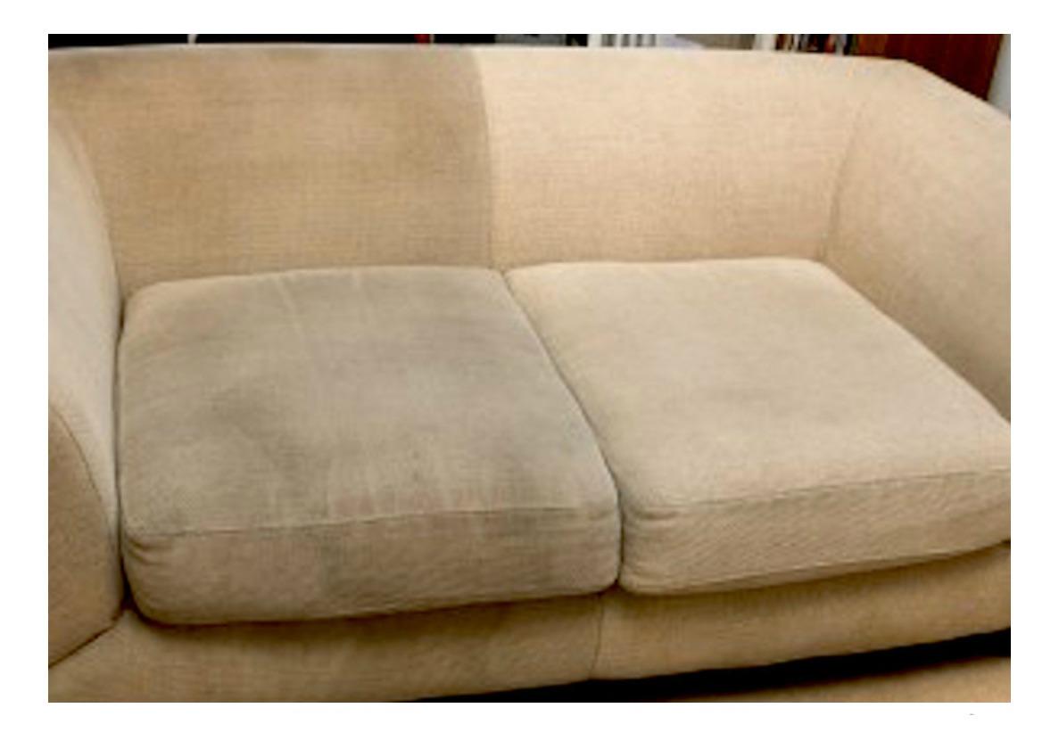 Limpieza desinfección colchones y muebles