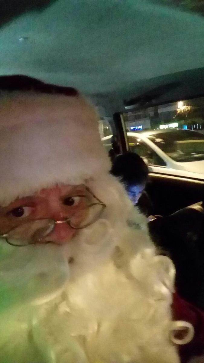 Papa noel esta navidad 2020 has tus reservas a tiempo