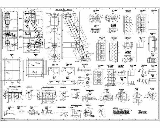 Planos y modelado 3d en autocad solidworks inventor   jcc