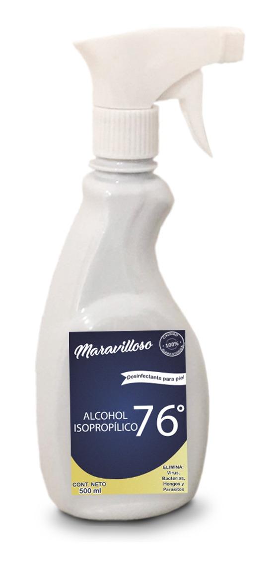 Productos de limpieza marca maravilloso