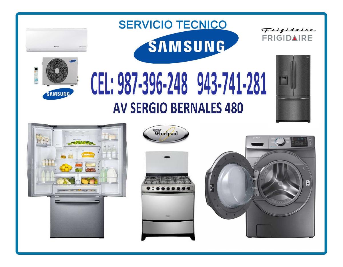 Servicio técnico d lavadoras lg samsung bosch