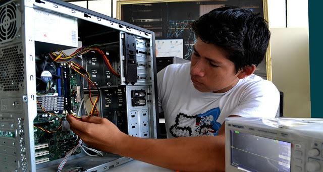 Servicio técnico de computadoras,lactop a domicilio