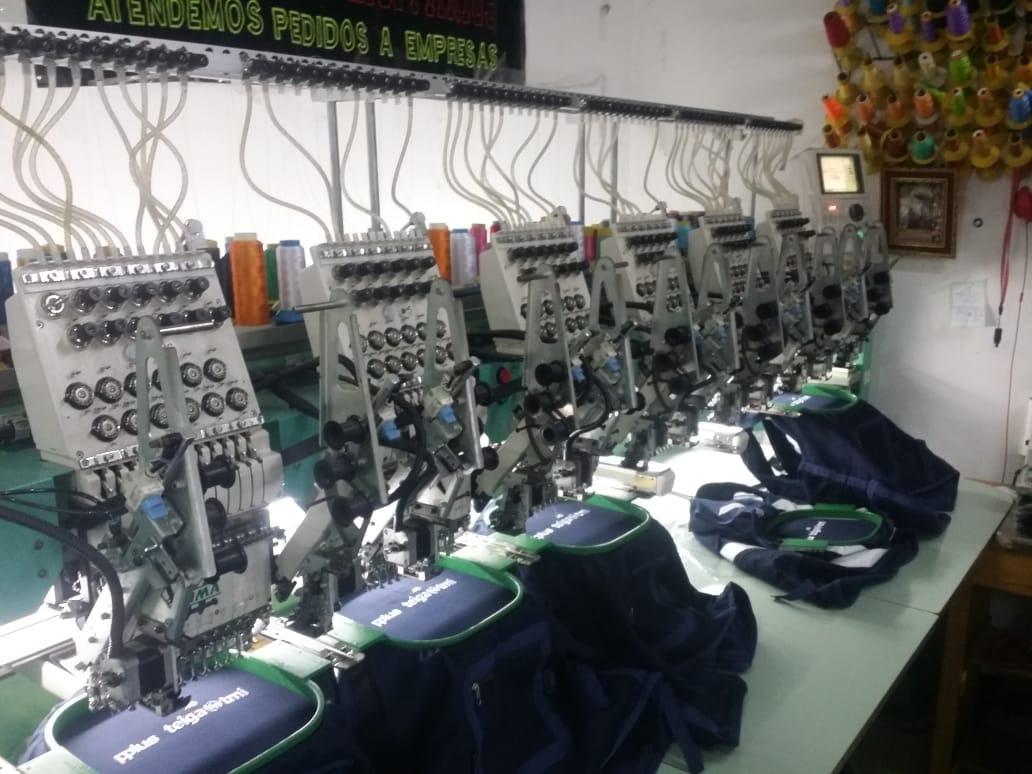 Servicio tecnico de maquinas bordadoras