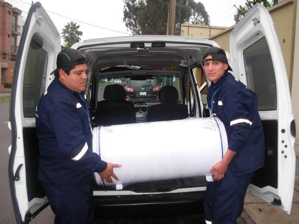 Servicio técnico de termo tanques a gas natural y glp lima