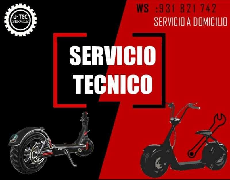 Servicio técnico scooters eléctricos   venta de repuestos