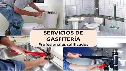 Servicios de gasfitería para proveedores