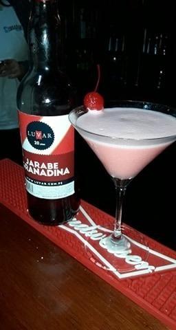 Servico de barman; bartender