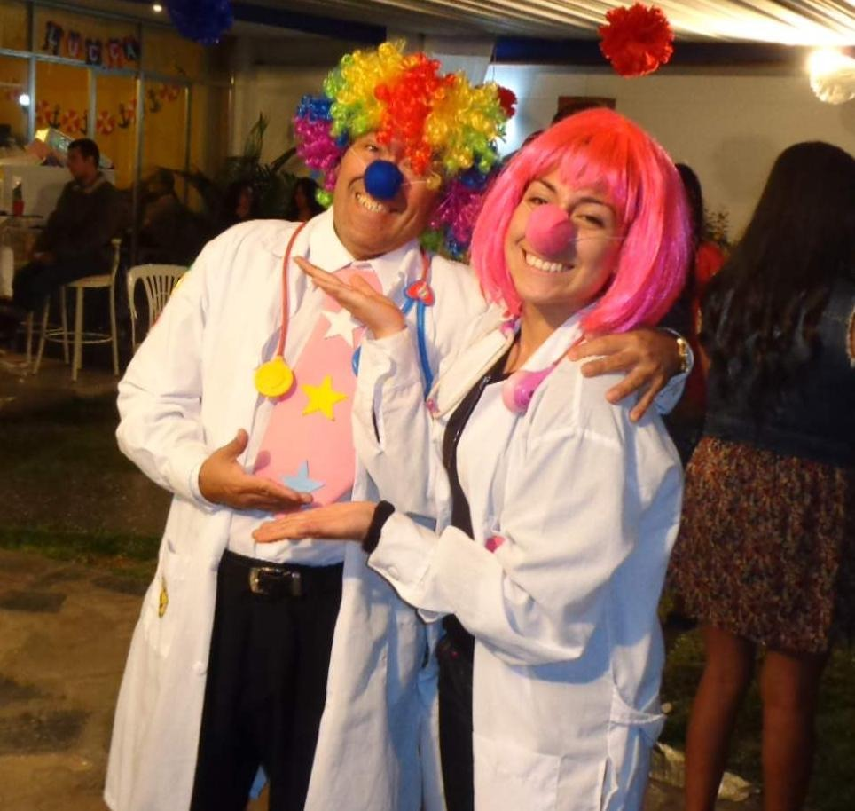 Show doctor claun baby shower claun embarazada despedidas