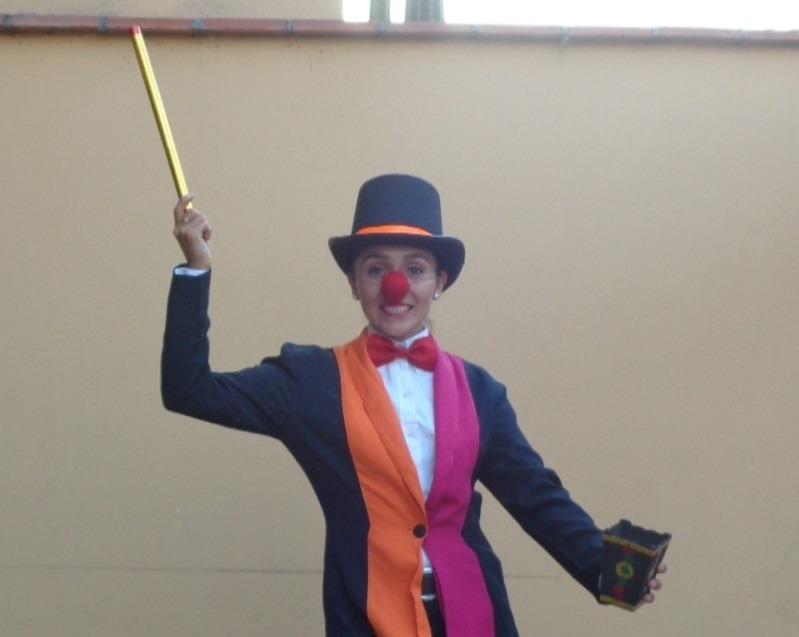 Show halloween magia, sketches, títeres, cuentos, empresas