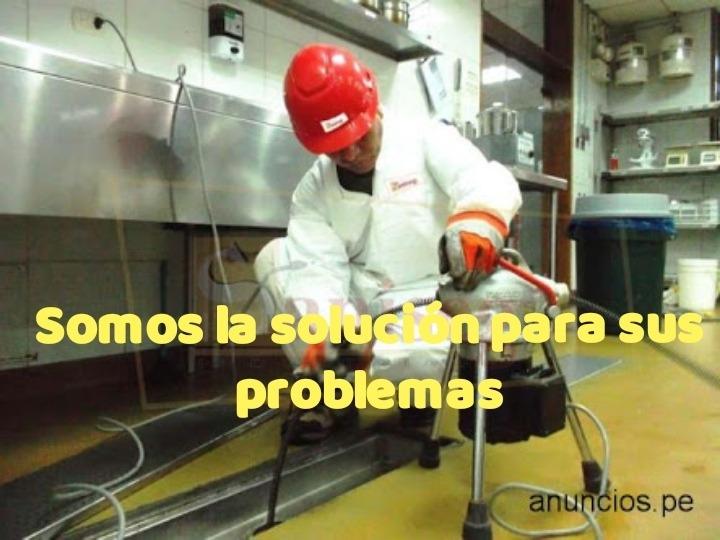 Técnico gasfitero electricista con ruc desatoros 980867186