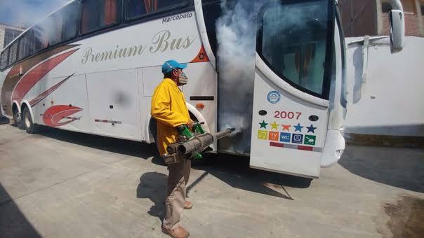 Servicio de Fumigación y Saneamiento Ambiental