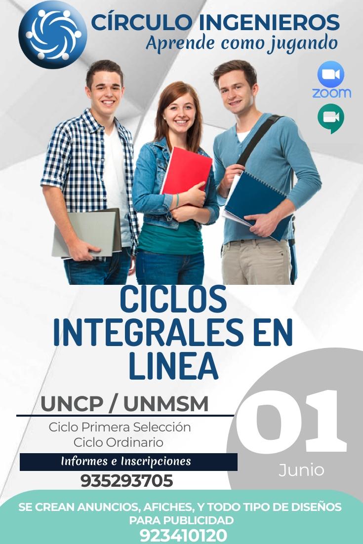 PREPARACIÓN PRE-UNIVERSITARIA PUCP