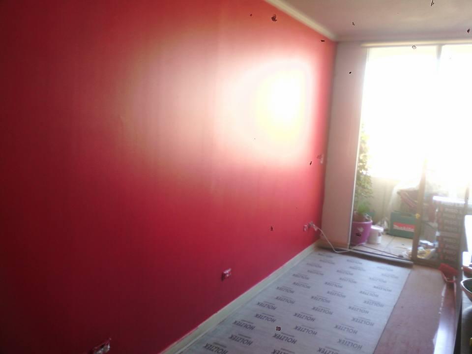 Electricista, instalación de pisos y pintor