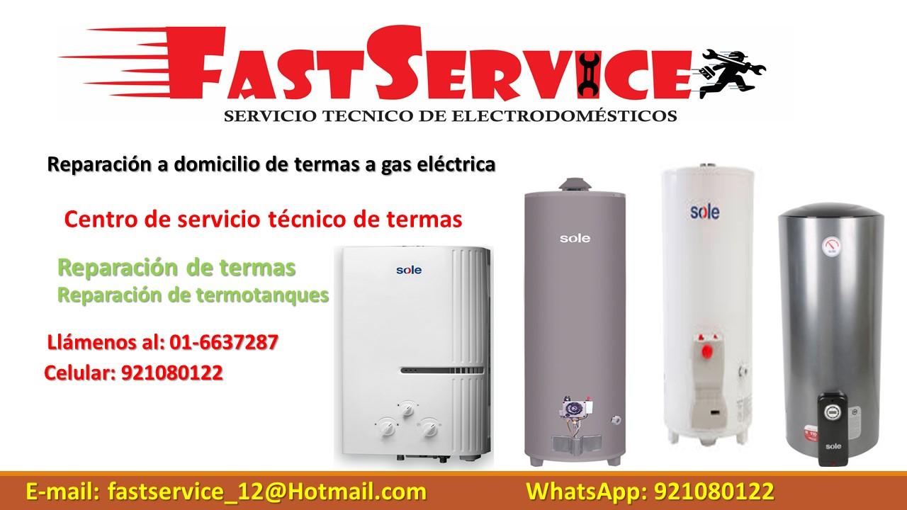 @SOLE@ Servicio Técnico de Termas reparación 921080122