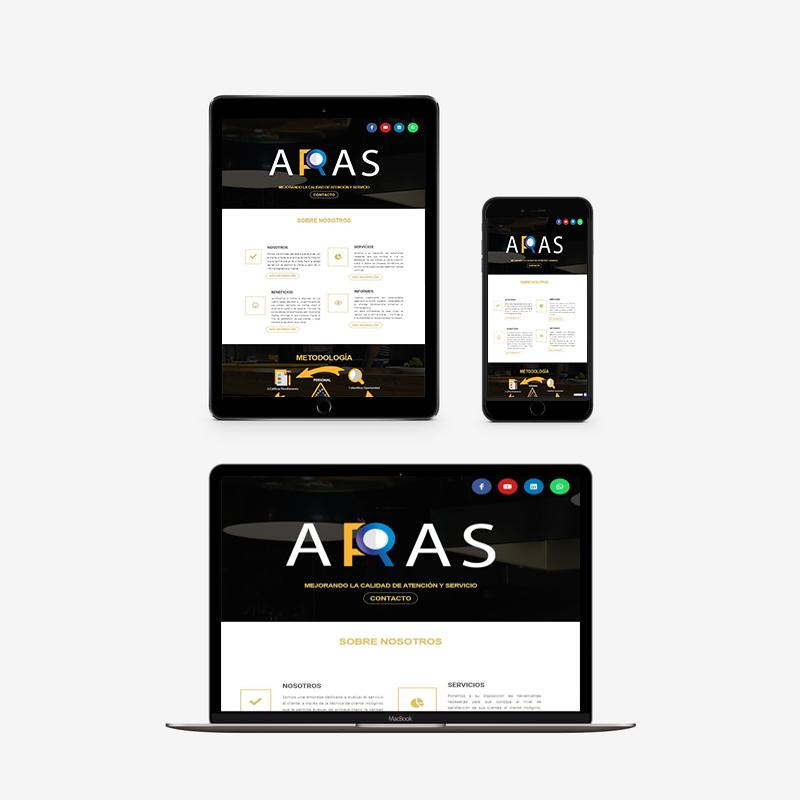 Diseño De Pagina Web / En Menos De 3 Días