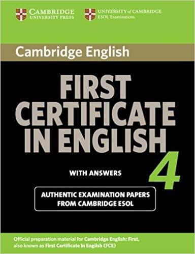 INGLÉS con el mejor método - prep for TOEFL, FCE, IELTS