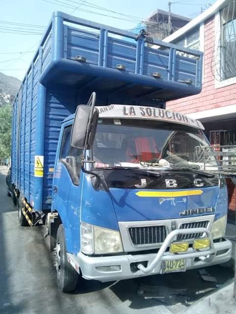 Servicio de mudanza y carga
