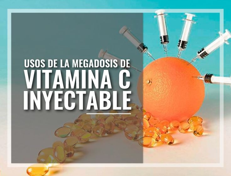 Megadosis de vitamina C