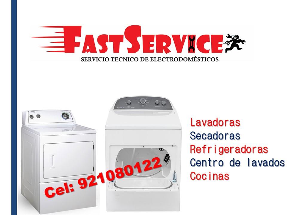 Servicio Técnico FRIGIDAIRE Reparación lavadora lima