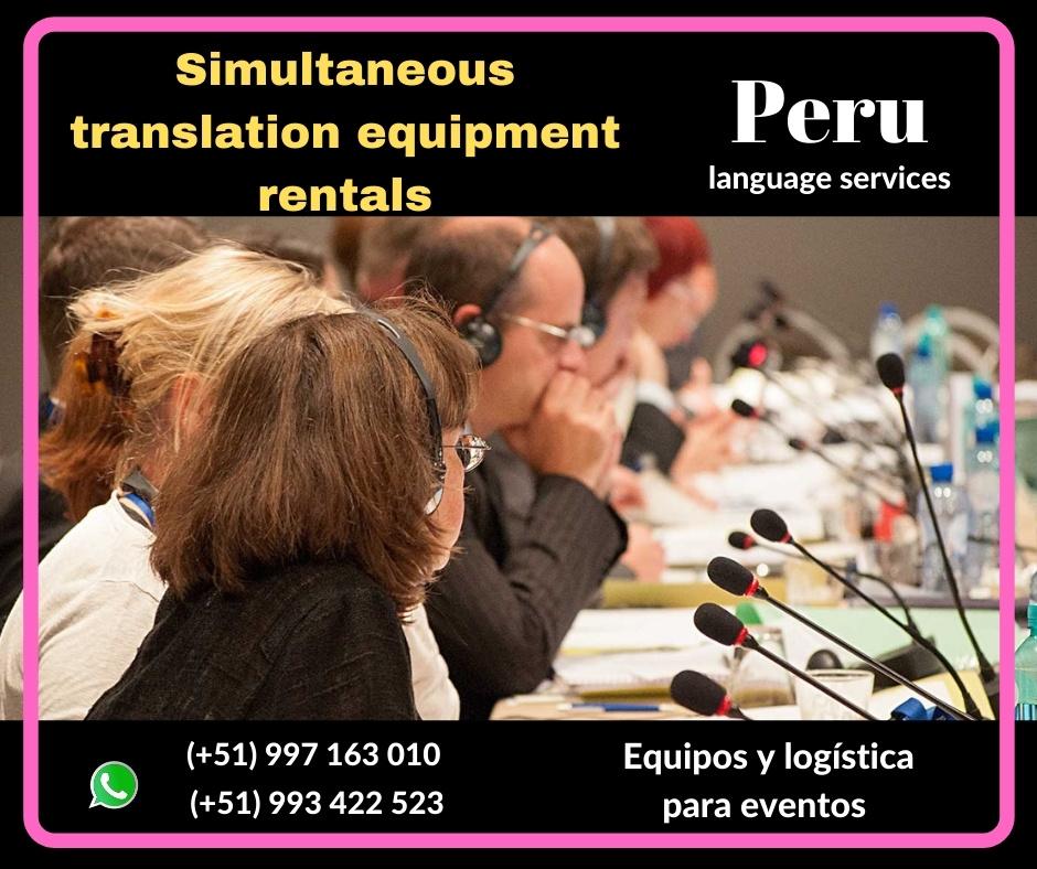 Servicio de traducción  LIma  y Trujillo ✅ 997163010