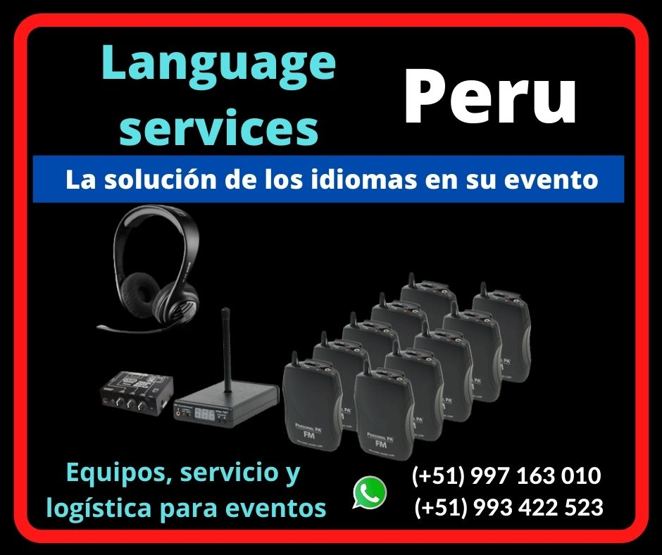 ✅ Equipos portátiles visitas guiadas TRUJILLO/ CHICLAYO