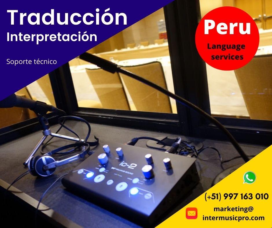✅ Empresa  traducción idiomas LIMA / Piura / Cusco 997163010