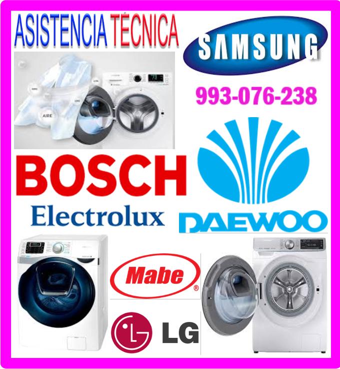 Técnicos de lavadoras Mabe y reparaciones