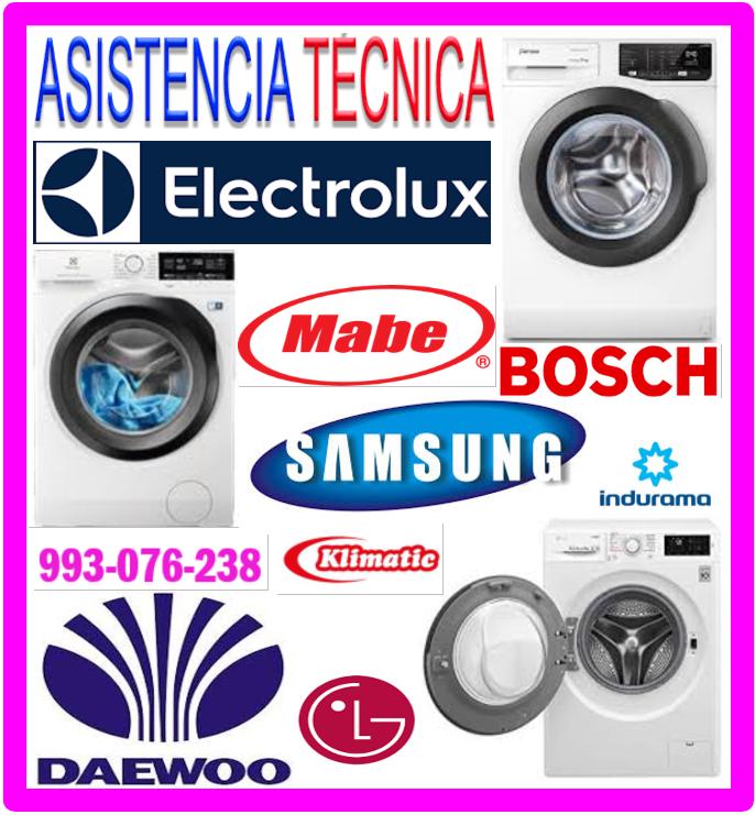 Reparaciones de lavadoras General Electric