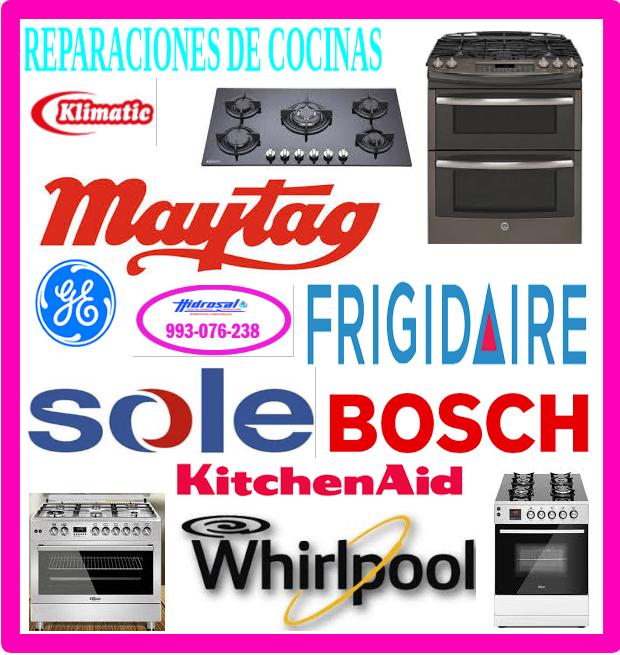 Reparaciones de hornos a gas 993076238