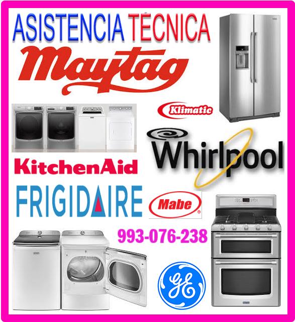 Reparaciones de secadoras Whirlpool 993076238