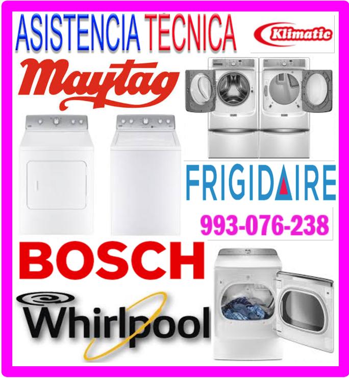 Reparaciones de lavadoras Frigidaire 993076238