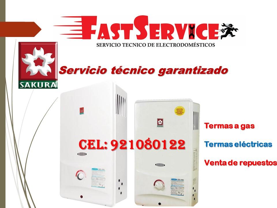 977224316 // servicio técnico de termas a gas SAKURA