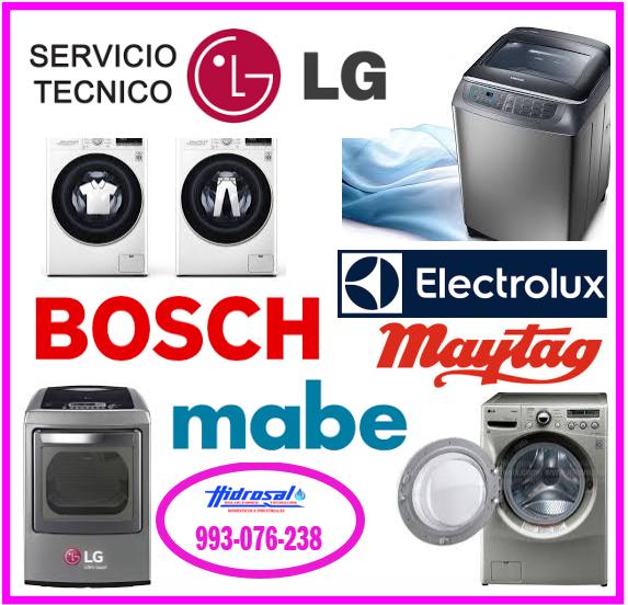 993076238 servicio técnico de lavadoras Lg