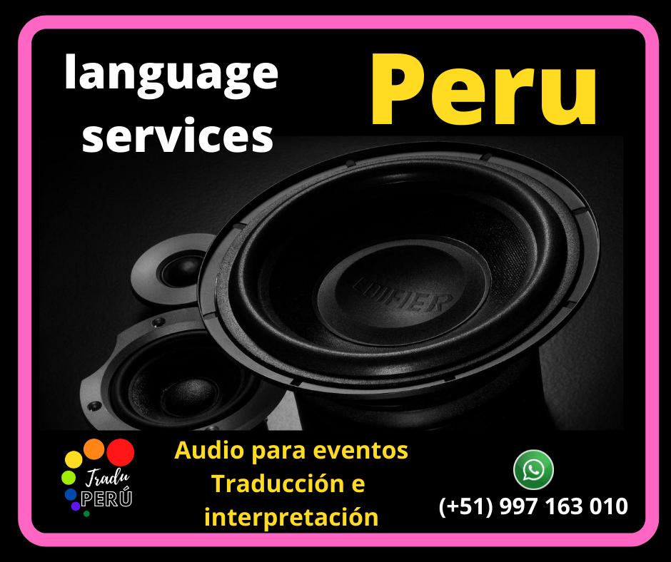 Equipos sonido eventos LIMA ✅ 997163010