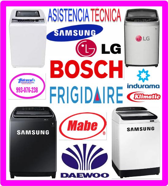 Reparaciones de lavadoras Lg 993076238