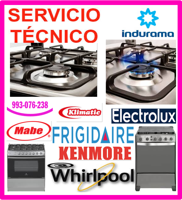 Mantenimiento de cocinas a gas 993076238