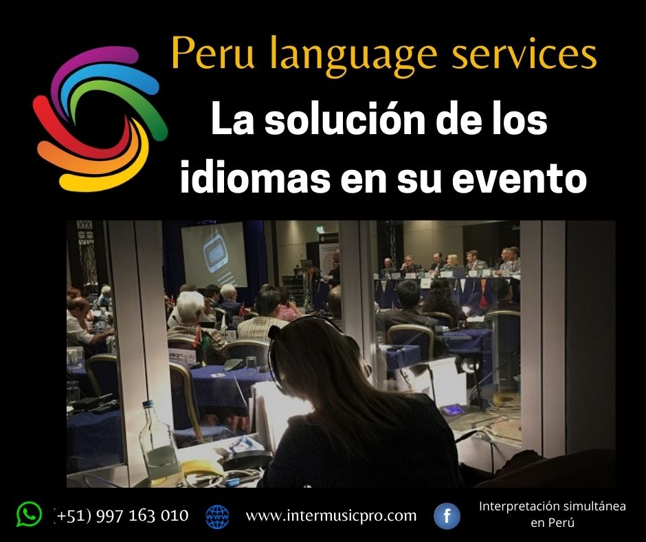 Traducción idiomas presencial y virtual LIMA ✅ 997163010