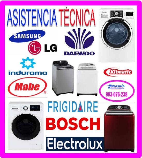 Servicio técnico lavadoras Samsung 993076238