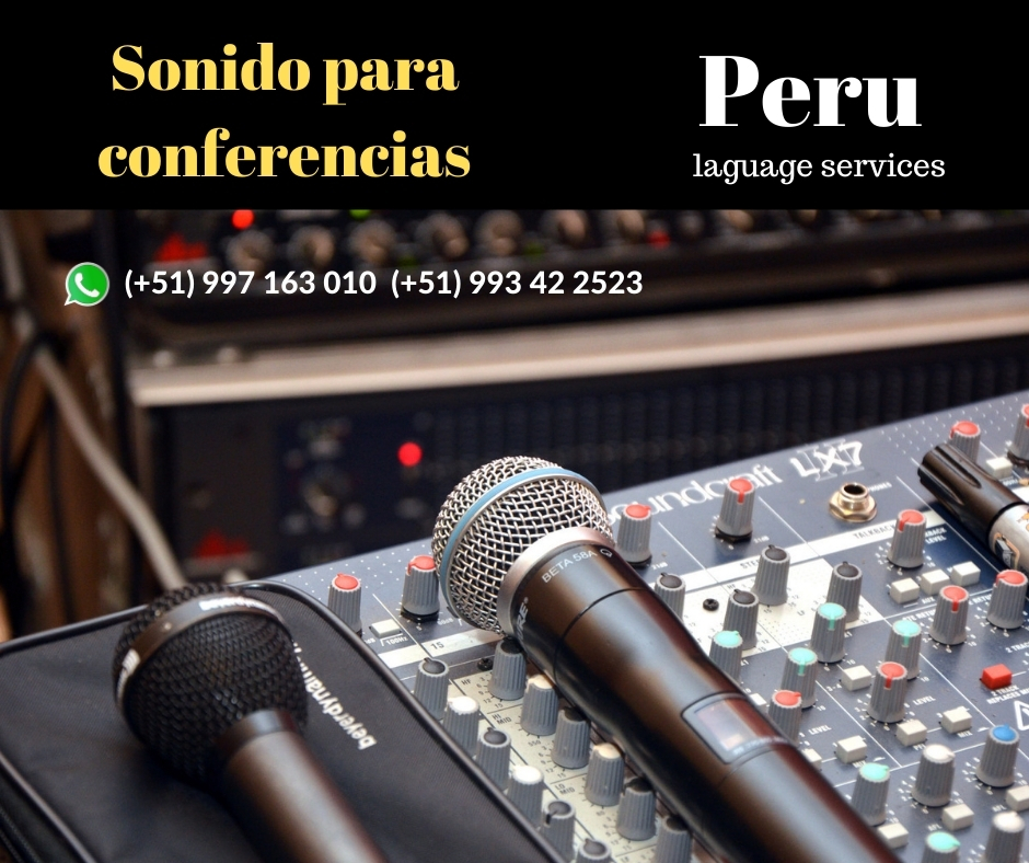 Micrófonos debate / cuello de ganso  LIMA ✅ 997163010